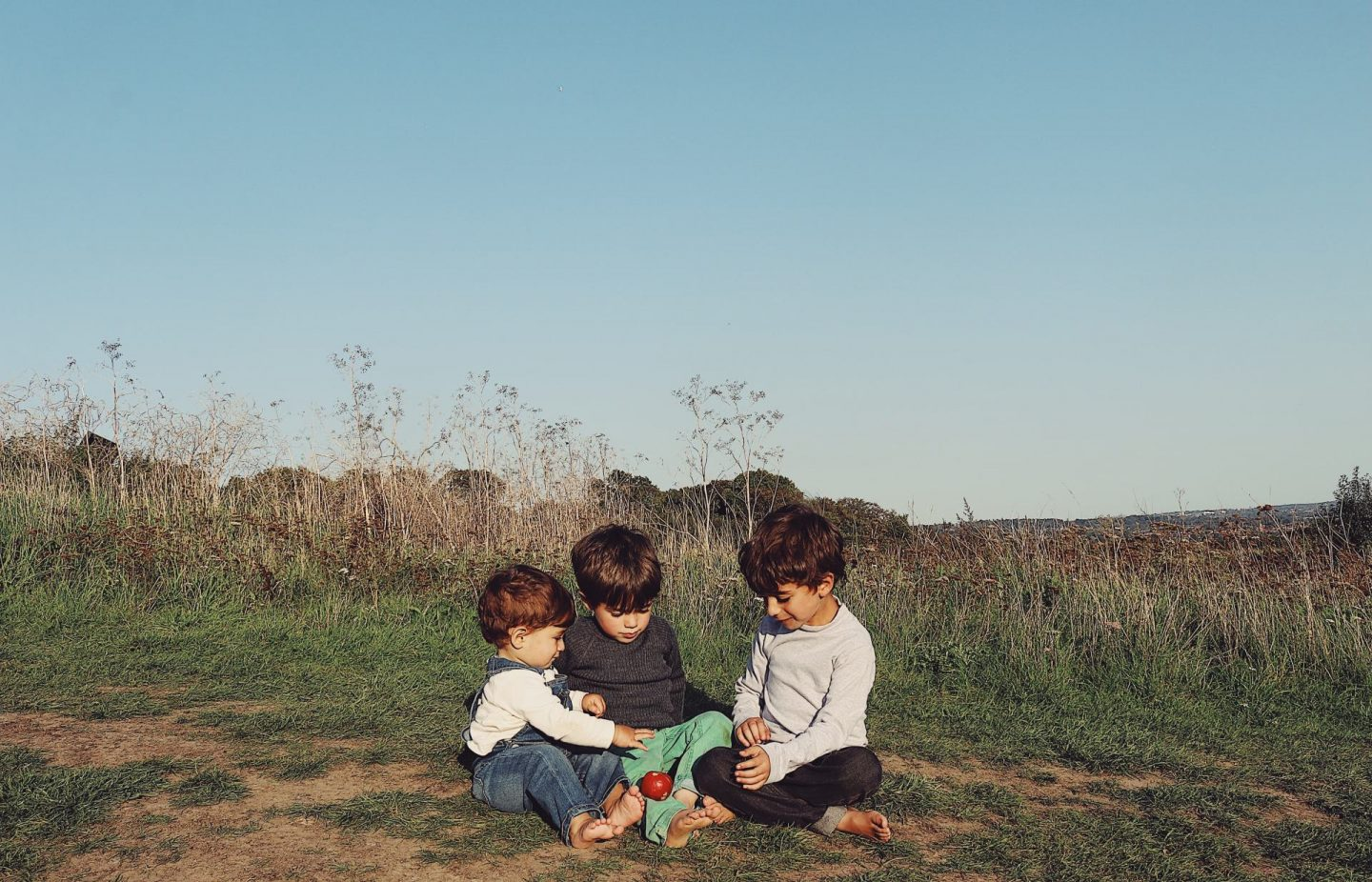 The Three of You – Life with a 6 year old, 4 year old and a 17 month old