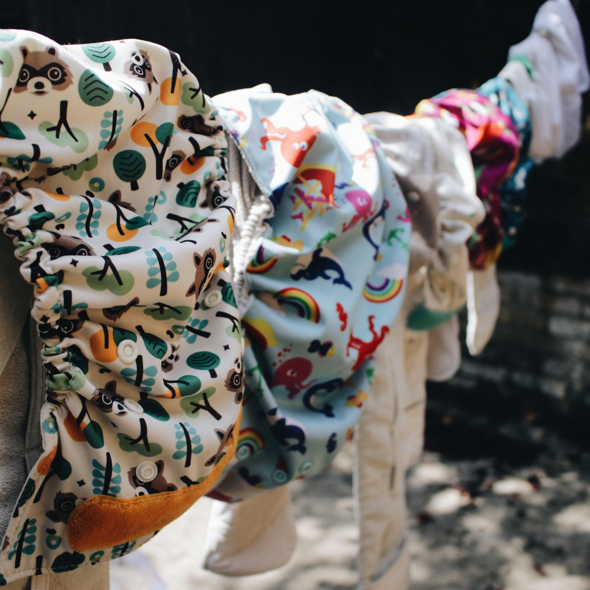 A Guide to Washing Cloth Nappies