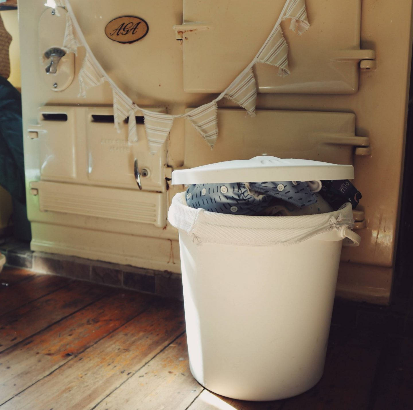 An Overflowing Nappy Bin, My Latest Car Essential & The One Trick That's Gotten our Baby Sleeping Through the Night