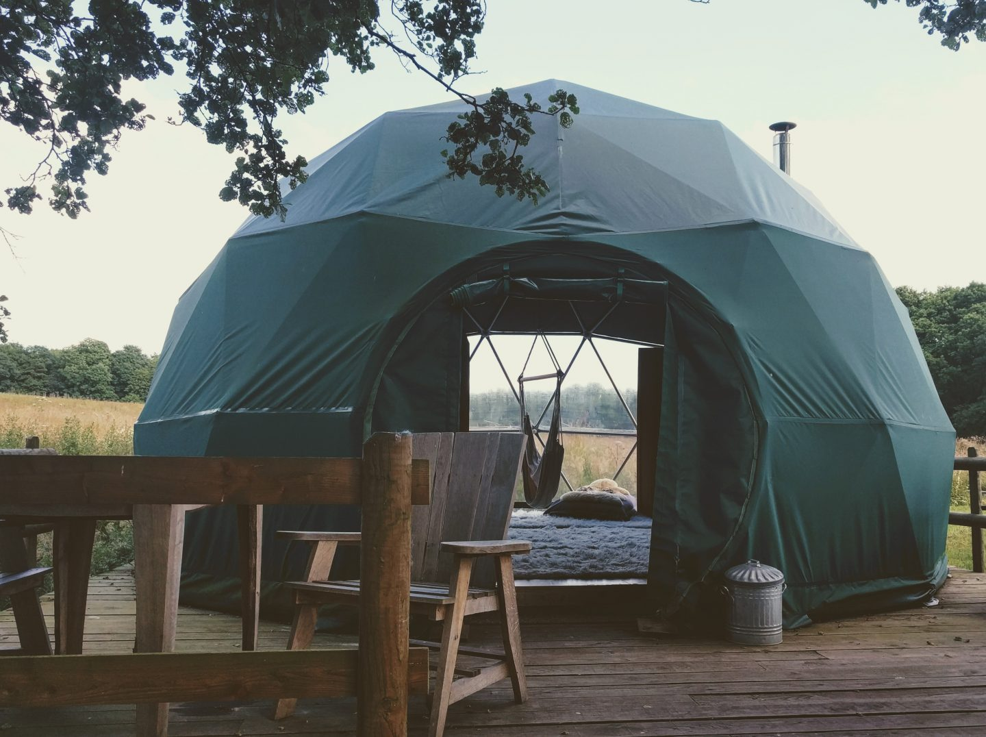 Best Ever Glamping Trip