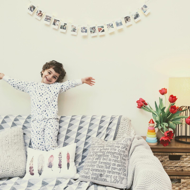 A Three Year Old's Sleep Regression