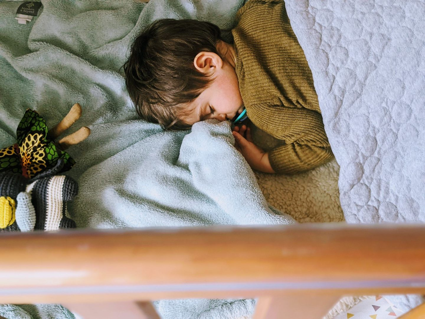 Gentle Sleep Training – Is There Such a Thing?