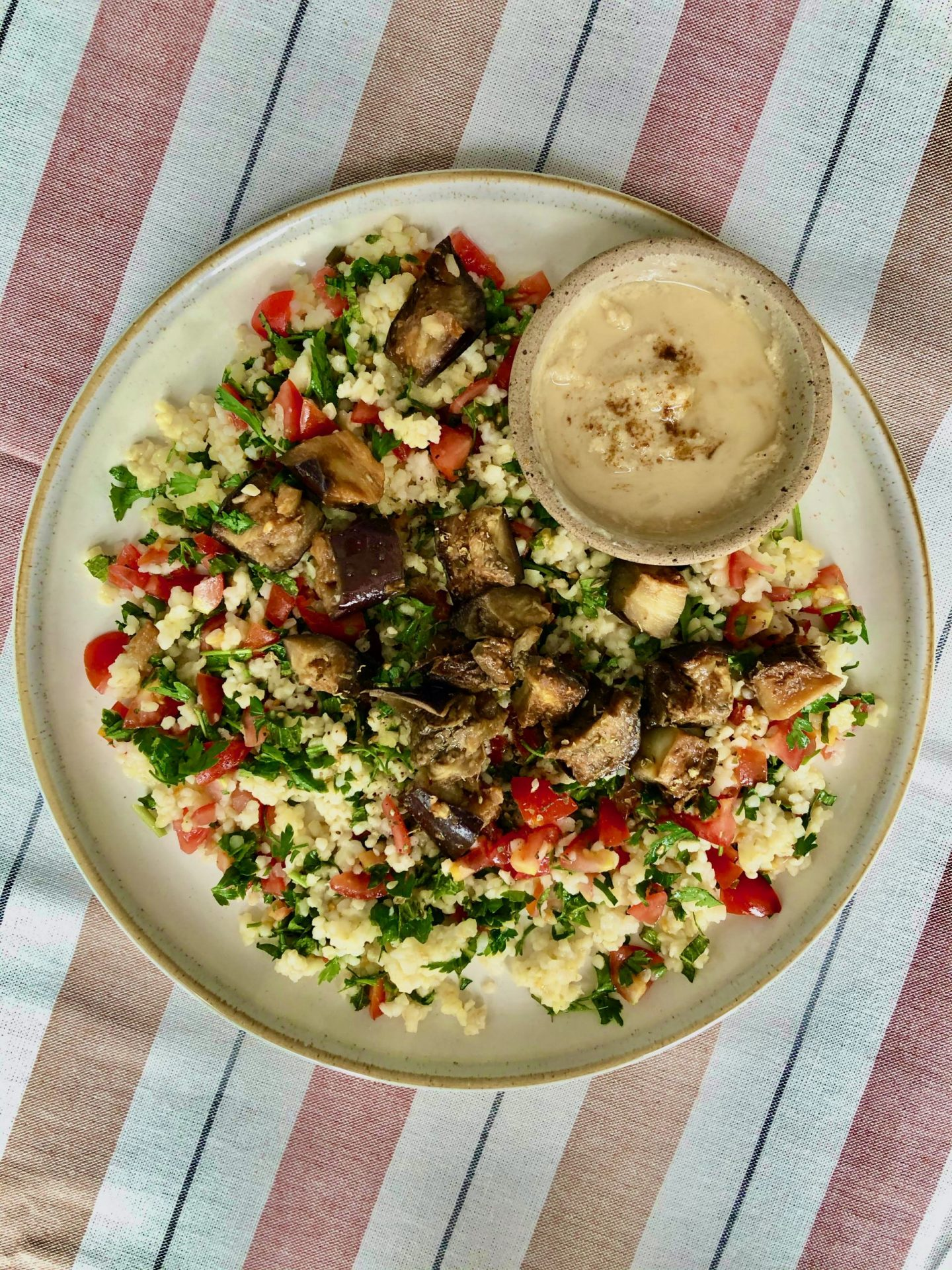 An Easy, Quick & Healthy Summer Dinner