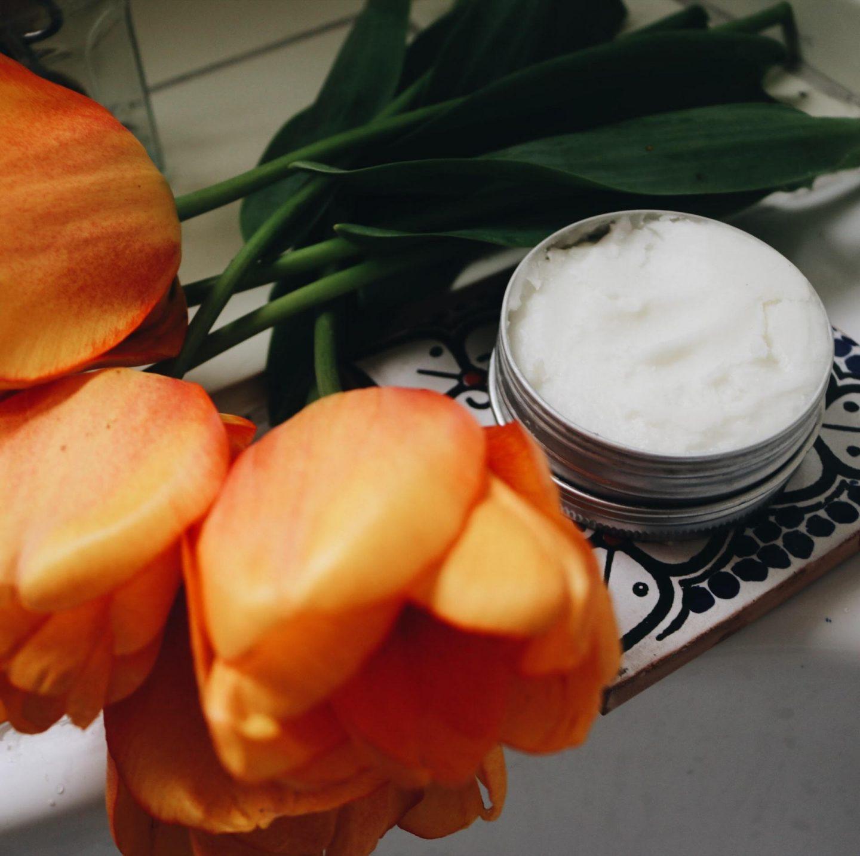 4 Ingredient DIY Deodorant