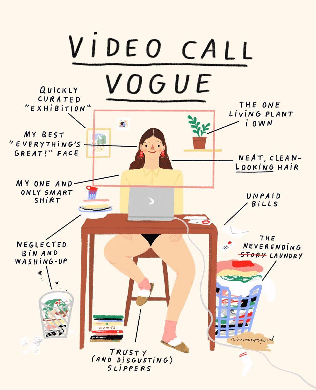 Video Call Vogue