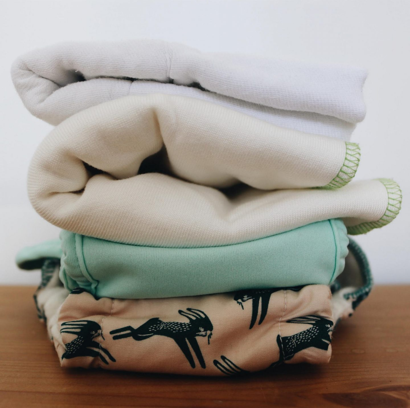 Cloth Nappies for Newborns